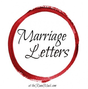 marriage letters logo
